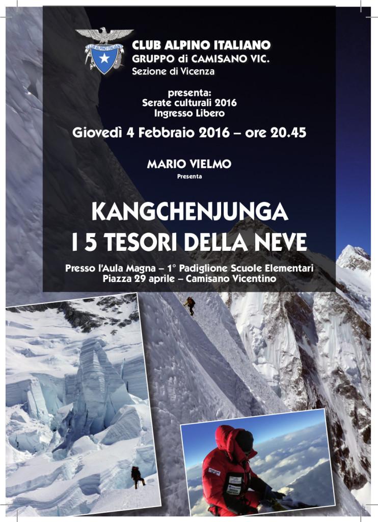 Kangchenjunga: I 5 tesori della neve